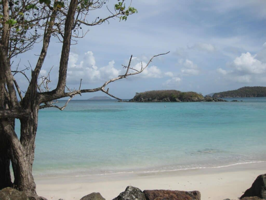 Cinnamon Bay Beach, St. John